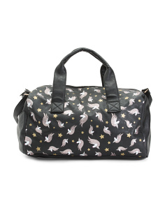 Unicorn Duffel Bag