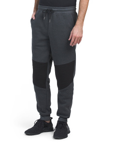 Fleece Tapered Joggers