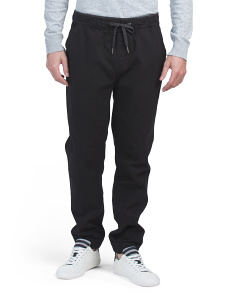 Cohort Stretch Twill Joggers