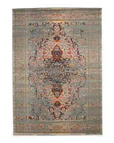Made In Turkey Vintage Style Rug