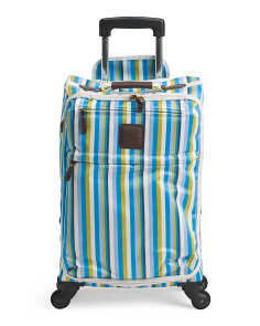 22in X-bag Carry-on Trolley Spinner