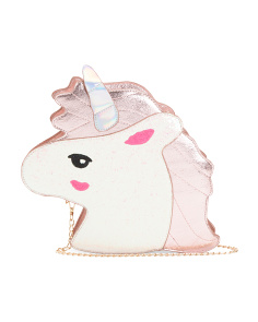 Unicorn Motif Whimsical Handbag