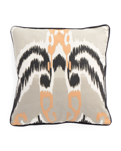 18x18 Contemporary Print Pillow