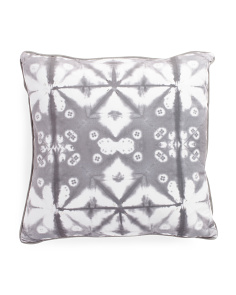 20x20 Shibori Velvet Pillow
