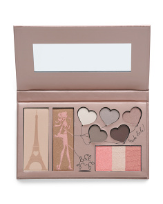 Paris Highlighter And Eye Palette