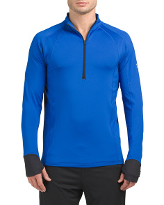 Coldgear Reactor Run Half Zip Top