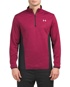 Reactor Hybrid Half Zip Top