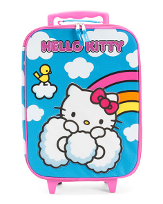 Kids 16in Hello Kitty Suitcase