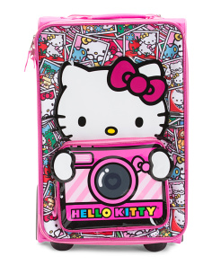 18in Hello Kitty Carry-on Luggage