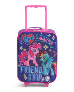 Kids 16in My Little Pony Suitcase