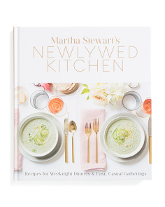 Martha Stewart's Newlywed Cookbook