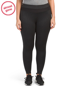 Plus Active Compression Leggings