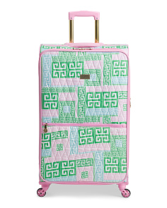 29in Dana Preppy Soft Suitcase
