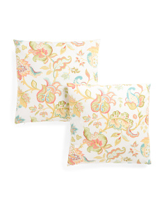 20x20 2pk Spirited Breeze Pillow