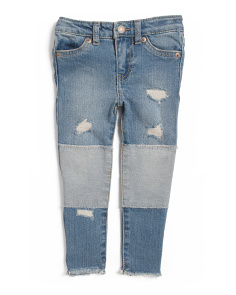 Toddler Girls 710 Customized Jeans