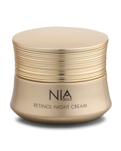 24k Gold & Caviar Retinol Night Cream