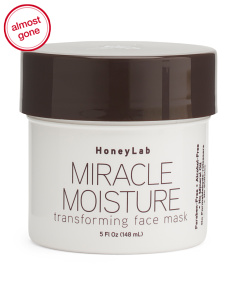 Miracle Moisture Transforming Face Mask