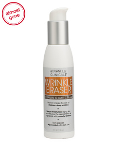 Vitamin C Day Cream Wrinkle Eraser