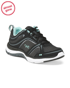 Wide Comfort Walking Sneakers