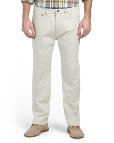 Pacifc Stretch Washed Khaki Pants
