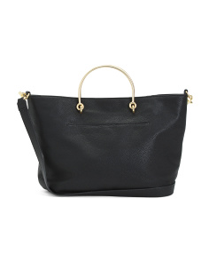 Limelight City Ring Handle Tote