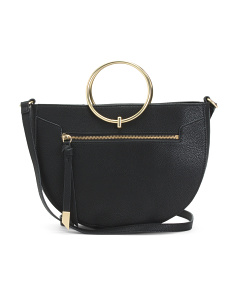 Crescent Shape Crossbody