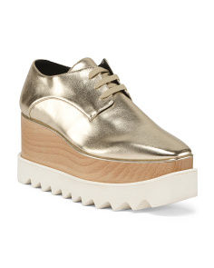 Made In Italy Platform Sneakers