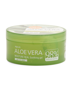 Made In Korea Aloe Vera Real Soothing Gel