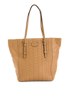 Medina Leather Tote