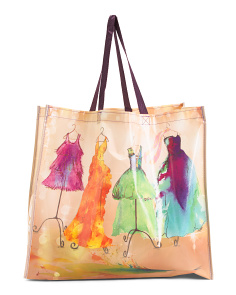 Couture Dress Reusable Bag