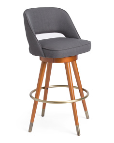Angeline 30in Swivel Barstool