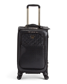 20in Jordyn Soft Spinner Carry-on
