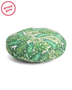 28x28 Outdoor Round Bora Bora Floor Cushion