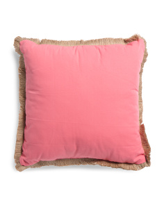 24x24 Indoor Outdoor Oversized Pillow