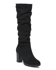 Slouched Boots