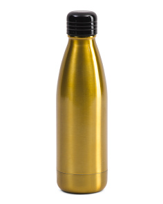 17oz 24 Karat Stainless Steel Bottle