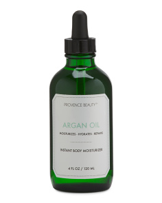 Argan Oil Instant Body Moisturizer