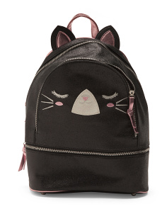 Kitty Glitter Backpack
