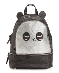 Panda Glitter Backpack