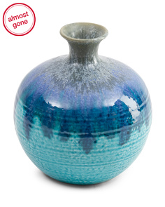 Watercolor Ceramic Vase