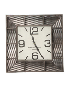 28x28 Wall Clock With Storage