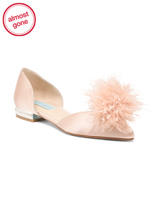 2pc Pointy Toe Flats