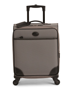 21in Lightweight Pronto Expandable Softside Carry-on