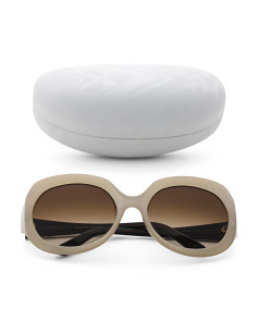 Made In Italy Designer Sunglasses With Case
