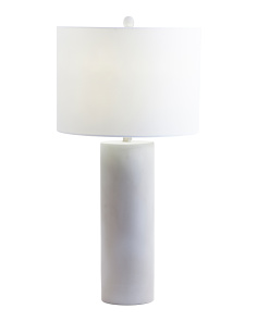 Cubix Round Desk Lamp