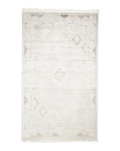 Made In Belgium Transitional Vintage Area Rug