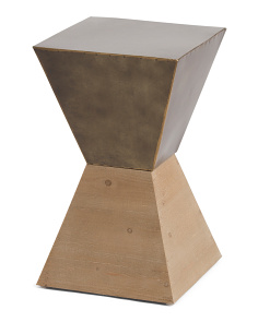 Two Tone Accent Table