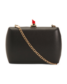 Lipstick Chain Shoulder Bag