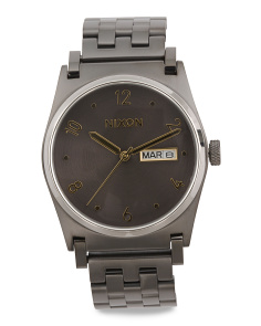 Women's Jane Gunmetal Bracelet Watch