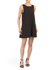 Juniors Sears Drop Waist Dress